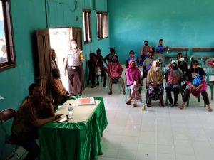 Polres Sorong Amankan Penyaluran Dana BST