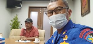 Kasat Polair Hadiri Rapat Dalam Rangka Pencegahan Penyebaran Virus Covid -19