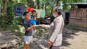 Operasi Yustisi Rutin Dilaksanakan Polres Sorong