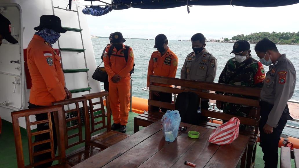 Korban Tenggelam di Sungai perairan Kampung Klayas Distrik Seget Kabupaten Sorong telah di temukan