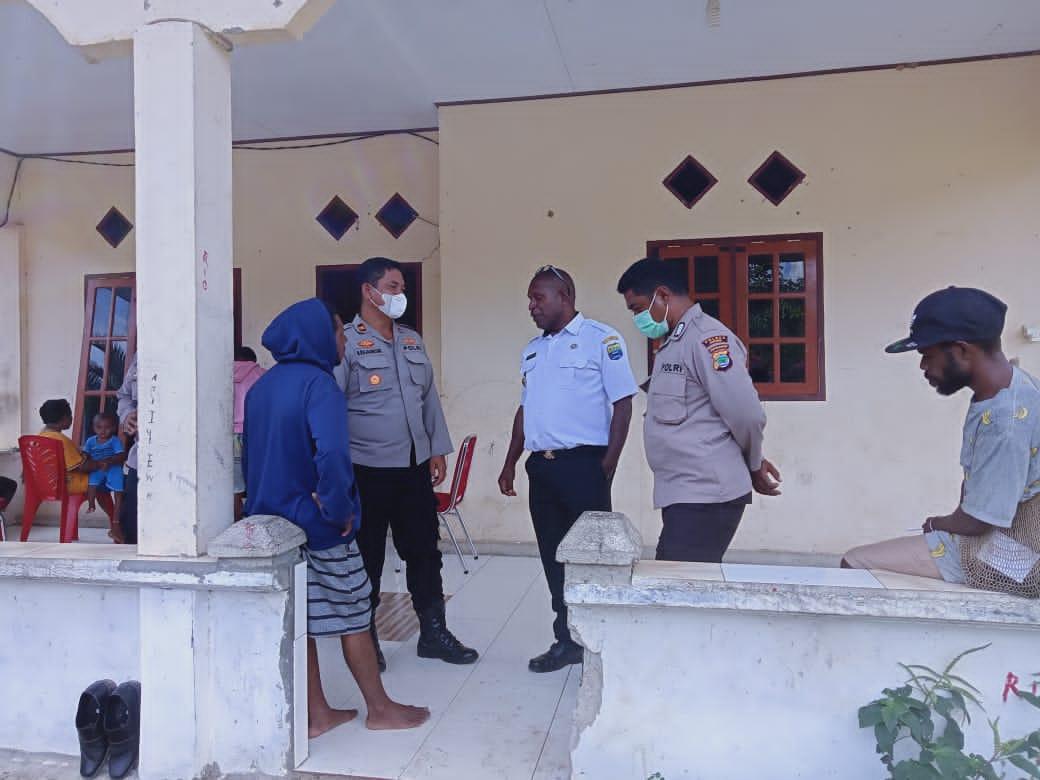 Pasca Pilkakam, Patroli Polsek Sausapor Tingkatkan Intensitasnya