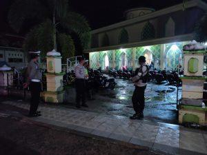 Polres Sorong Laksanakan Pengamanan Tabligh Akbar Ustadz Zacky Mirza