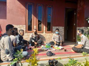 Anev Kinerja Bulanan, Kapolsek Seget Sampaikan Atensi Pimpinan