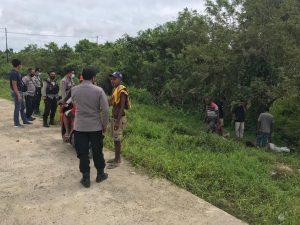 Palang di Jalan Bandara tembus Jalan Blibis, Sekelompok Pemuda dalam Keadaan Mabuk di Bubarkan Personil Polres Sorong