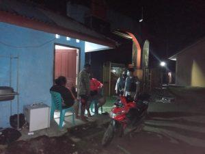Menjaga Situasi Kamtibmas, Piket Patmor Sat. Sabhara dan Piket Patwal Sat. Lantas Rutin Laksanakan Patroli Blue light